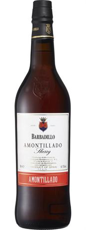Antonio Barbadillo Pedro Ximenez Sherry